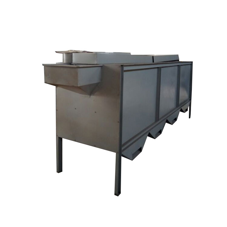 Nut grading machine