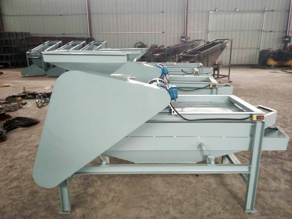 almond shellingmachine