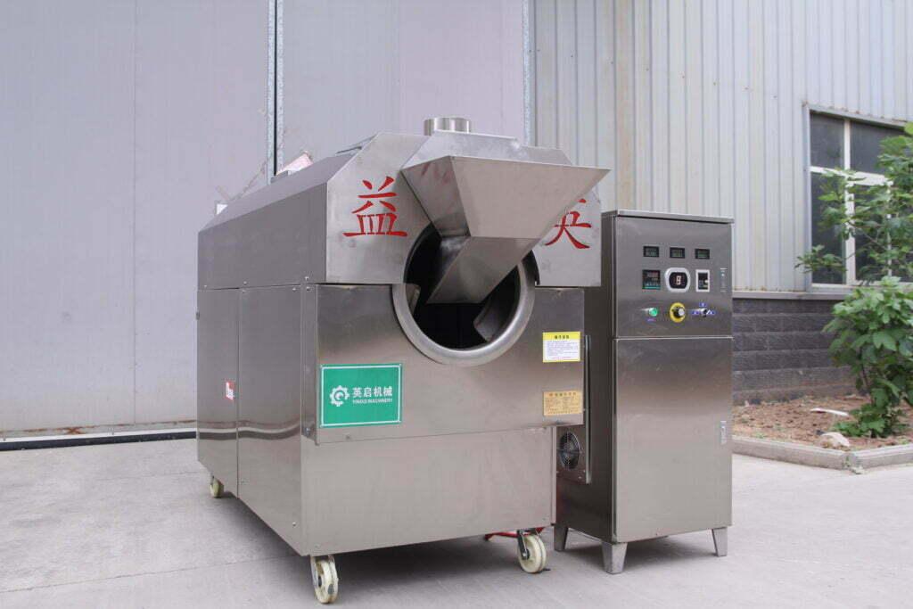 electromagnetic roaster