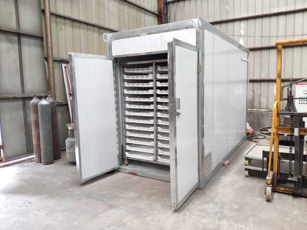 hot air cieculation drying oven
