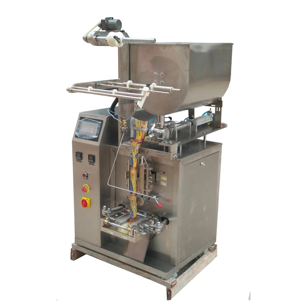 Small filling machine purchased by customers in the Philippines