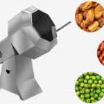 Octagonal seasoning machine