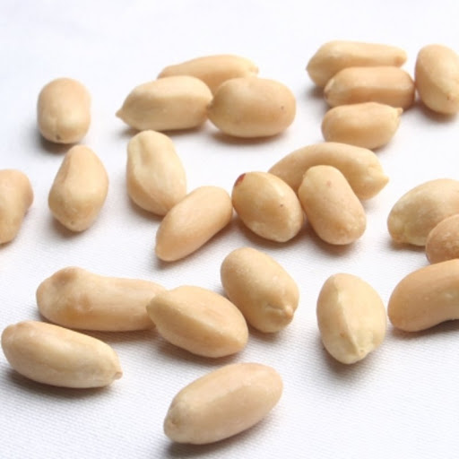 Peanuts need to be peeled before wrapping