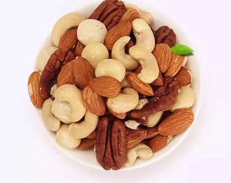 The seasoning of nuts