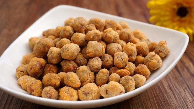 Make coating peanuts