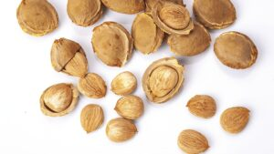 How do you easily crack almonds