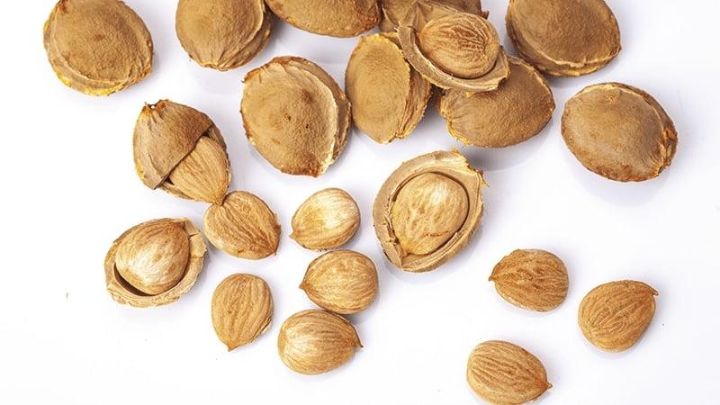 How do you easily crack almonds