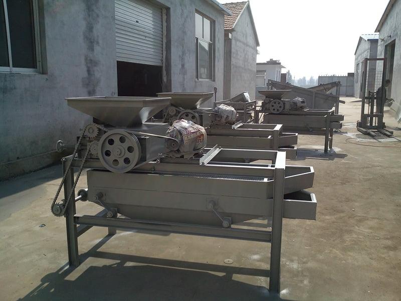 Stock photo of sheller