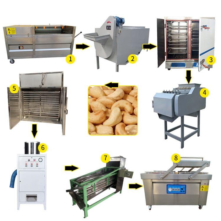 Cashew Nut Production Line