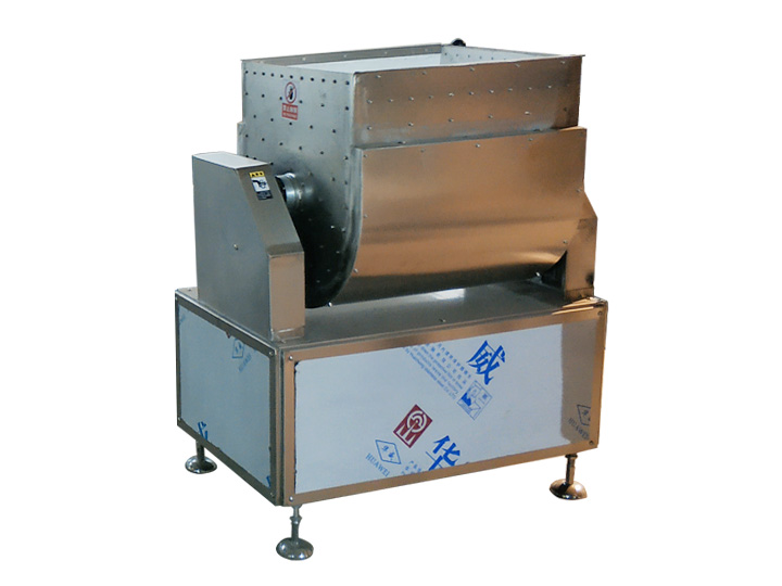 Blender for peanut candy production