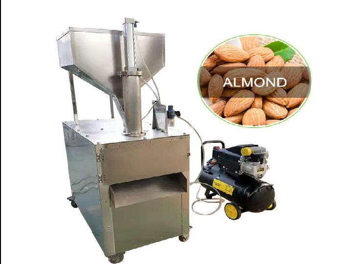 almond slicer machine