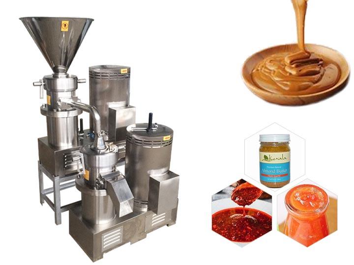 produce peanut butter